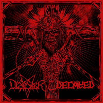 "bild: desaster – decayed - 7"" split ep"