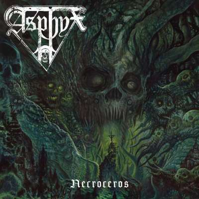 Review: ASPHYX - Necroceros :: Genre: Death Metal