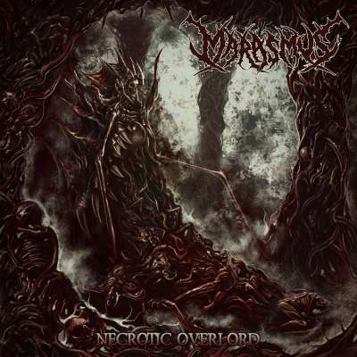 Review: MARASMUS - Necrotic Overlord :: Genre: Death Metal