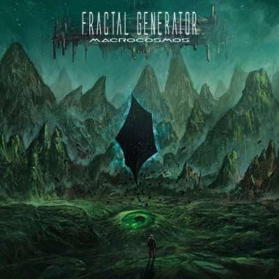 Review: FRACTAL GENERATOR - Macrocosmos :: Genre: Death Metal