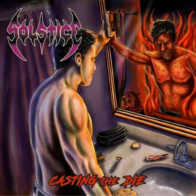 Review: Solstice - Casting the Die :: Genre: Death Metal