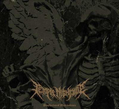 Review: Temple Nightside - Prophecies of Malevolence :: Genre: Death Metal