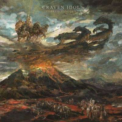 Review: CRAVEN IDOL - Forked Tongues :: Genre: Death Metal