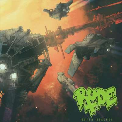 Review: Rude - Outer Reaches :: Genre: Death Metal