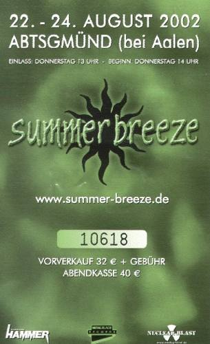 Summer Breeze :: 2002